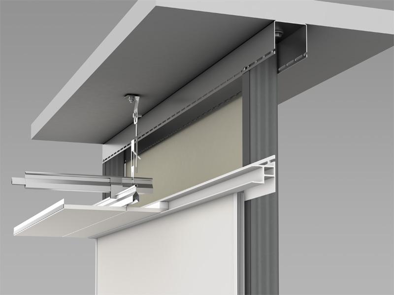 Système de plafonds RooSy
