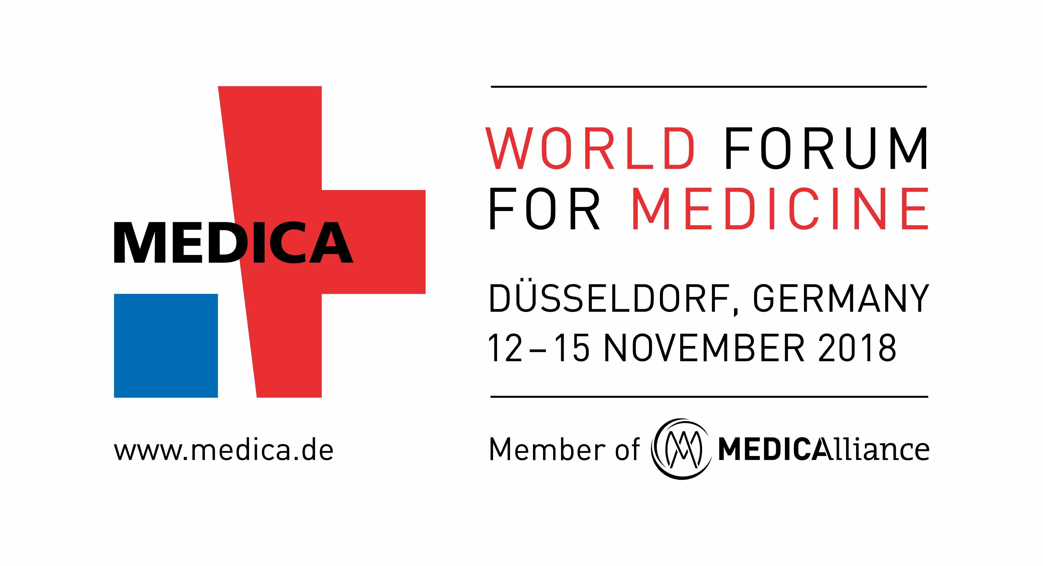 medifa auf der MEDICA 2018 in Düsseldorf