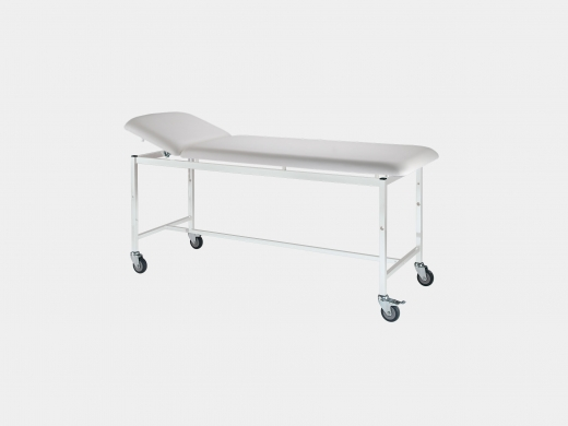 Mobile examination couch