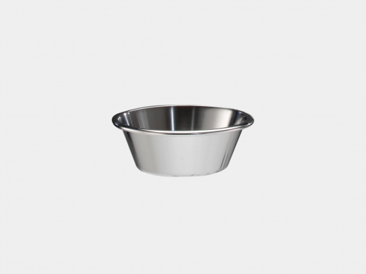Additional stainless steel basin