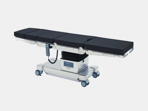 Surgical table with lying surface with two driven joints Art.- no. 700200