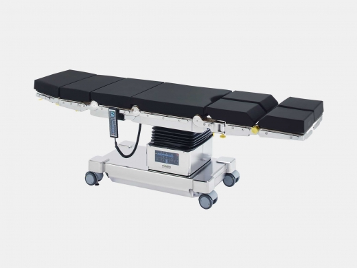 surgical table lying surface with three driven joints Art.- no. 700300