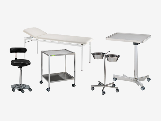 Mobilier medical professionnel