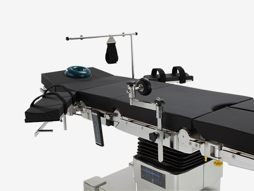 Accessories for operating tables
