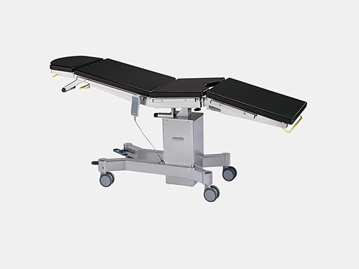 Manual operating table with electromechanical height adjustmentArt.- no. 501020