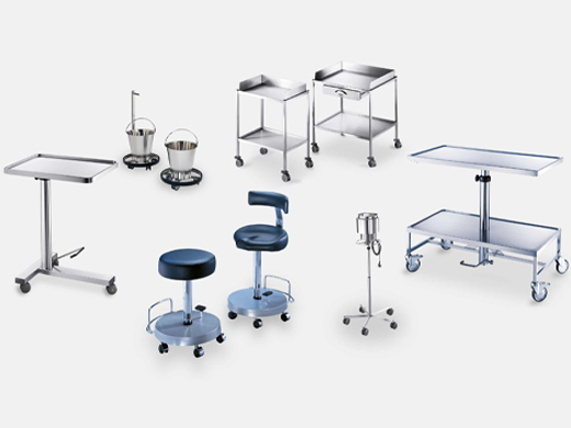 Medical functional furniture