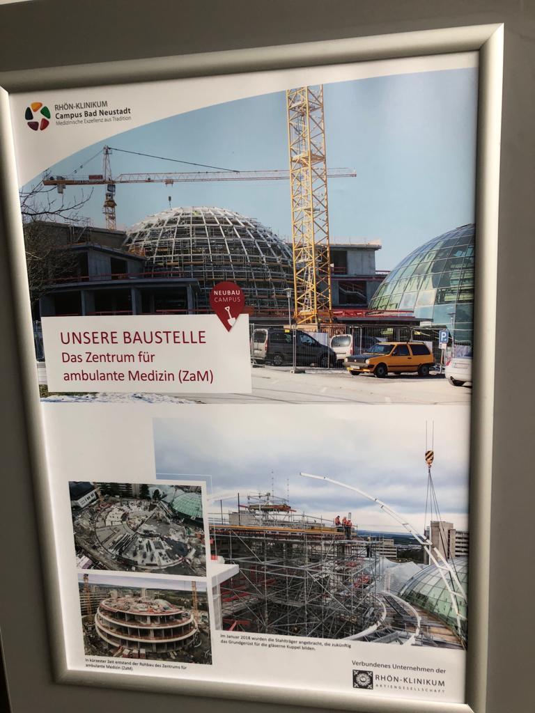 Universal-OP-Tische für die Rhön-Kliniken am Campus Bad Neustadt