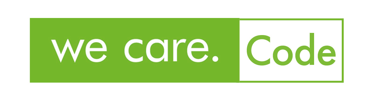 We care. Code